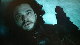 Is Jon Snow really dead here?