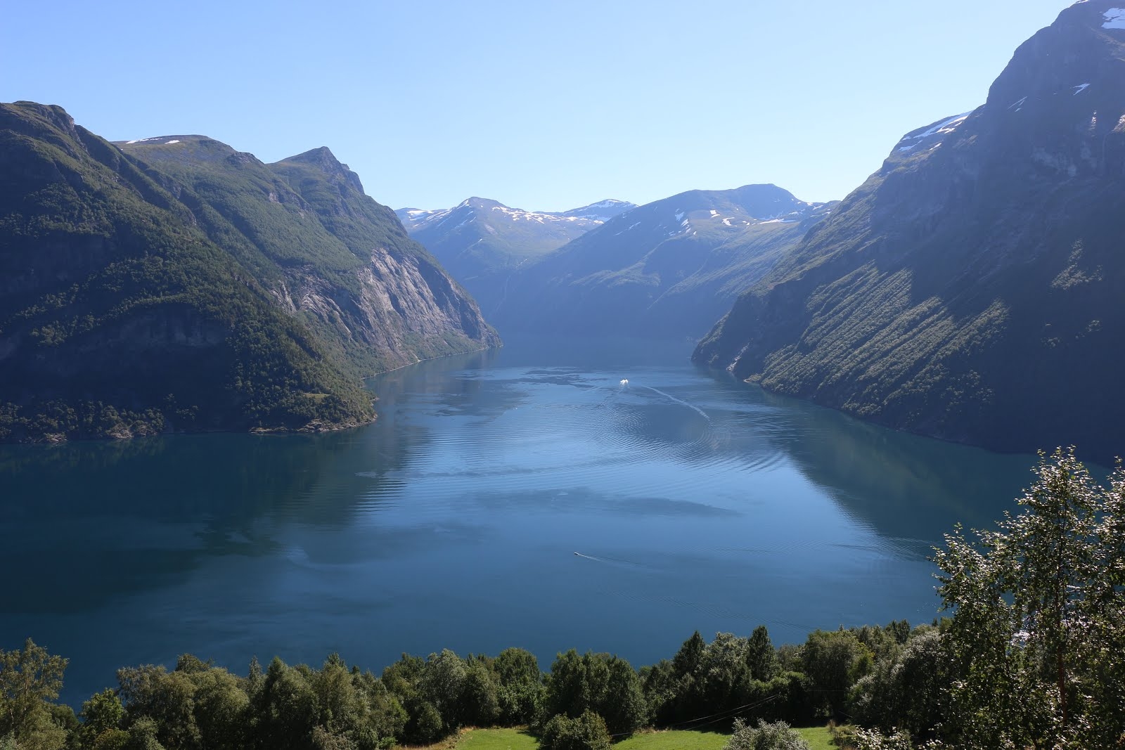 JEG ELSKER NORGE czyli kocham Norwegię