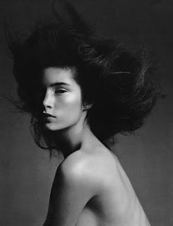 Patrick Demarchelier photographie de mode Vanessa lekpa romantique poetique luxe