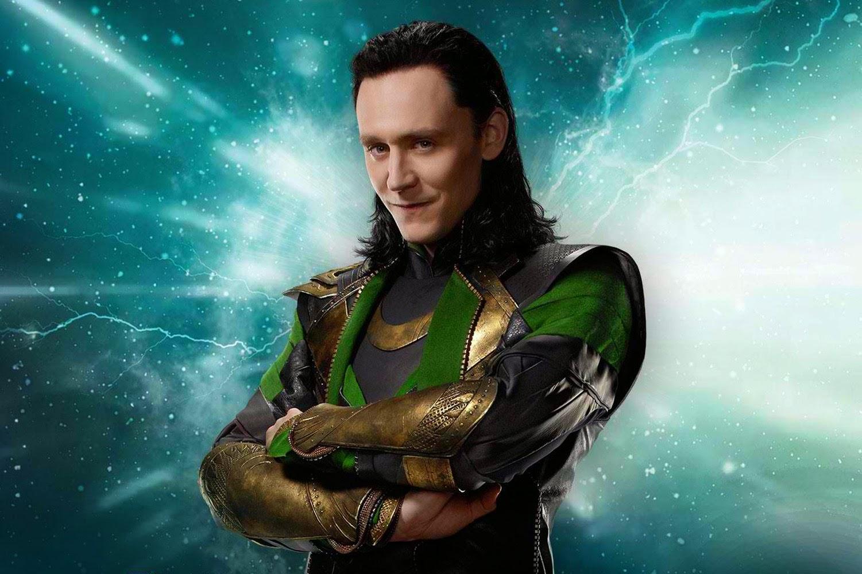 Tom Hiddleston returns as Loki, Thor's scheming ...
