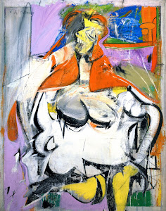 Willem de Kooning : The Melodrama of Vulgarity