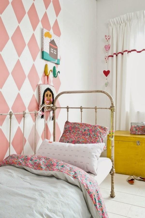 Estudio matilda el dilema de decorar un cuarto compartido - Decorar habitacion estudio ...