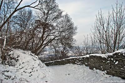 Fortificación en Deva, Rumania