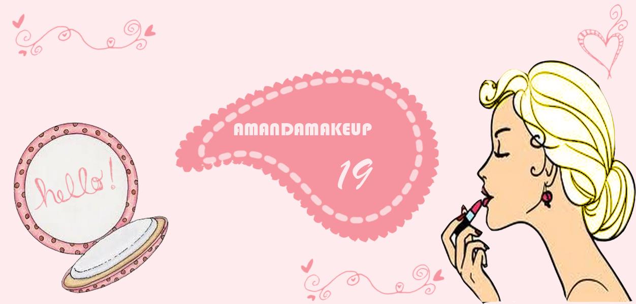 Amanda Make Up 19