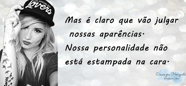 Desvio Pro Horizonte Top 10 Frases Da Demi Lovato