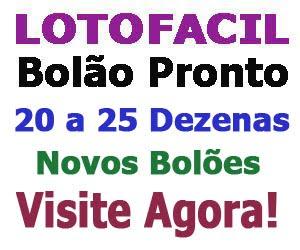 Bolão Loterias Online