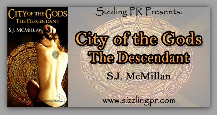City of the Gods Blog Tour: Character Interview with S.J. McMillan