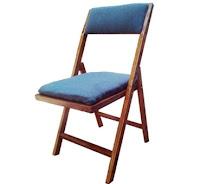 cara membuat kursi lipat dari kayu