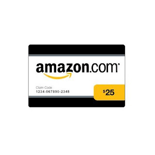 Piggy Bank Savers: Flash Giveaway: $25 Amazon GIft Card! Ends 4/1