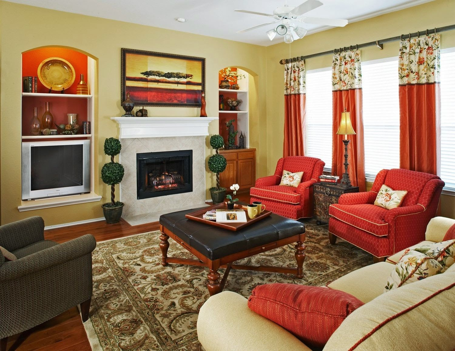 Home Design Ideas Family Room Cozy