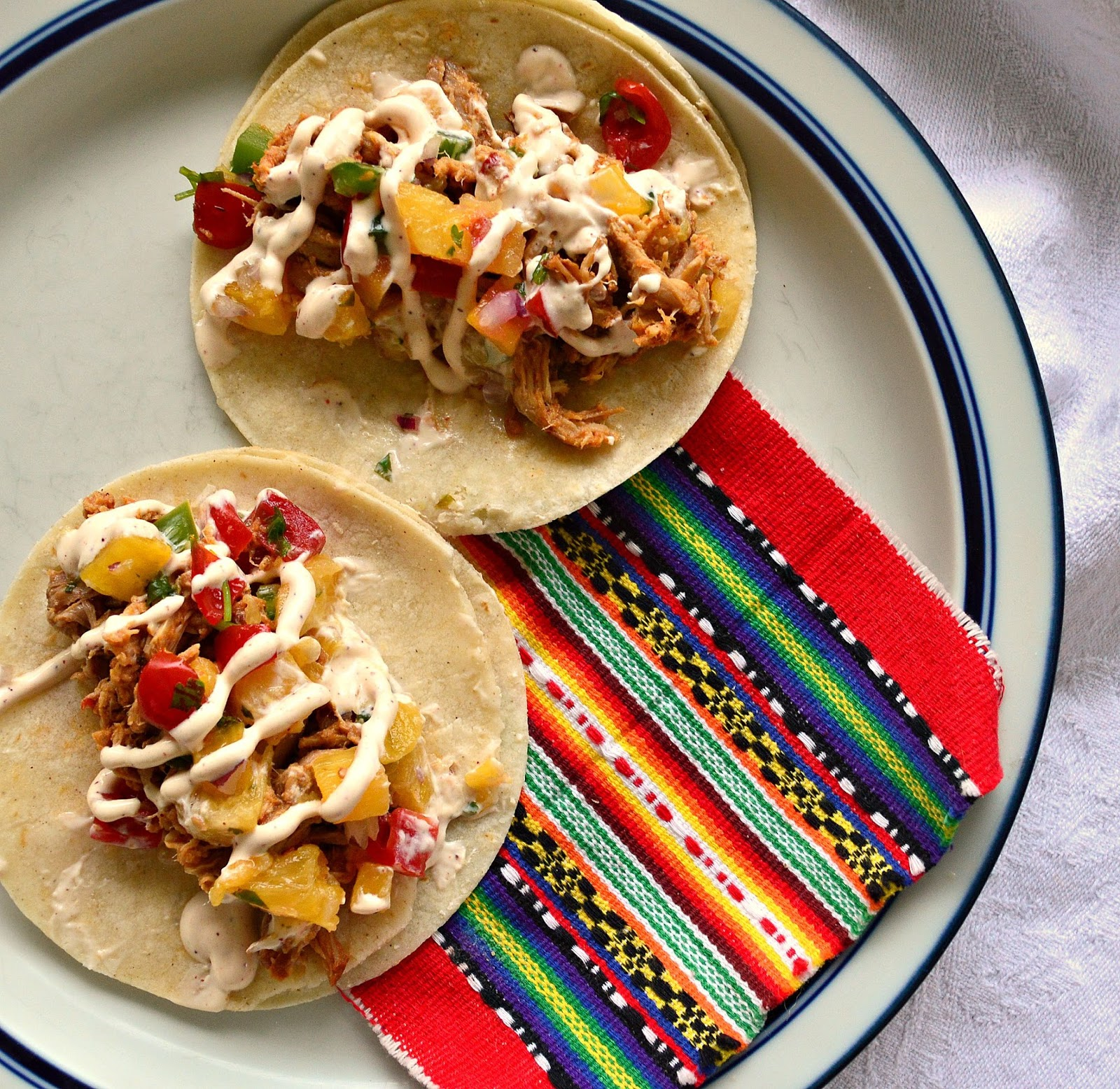 This is How I Cook: Tacos or Nachos Al Pastor with Pineapple Salsa