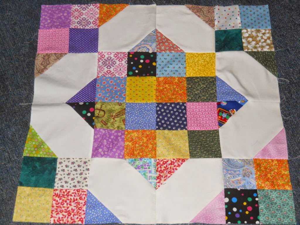 Arkansas Crossroads quilt blocks