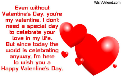 happy valentines day messages 2016 free