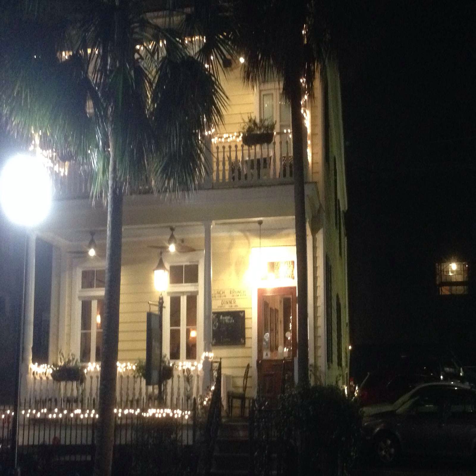 Restaurant Tour Charleston Sc