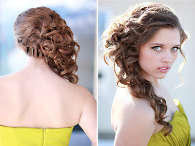 Идеи вечерних причесок на длинные волосы