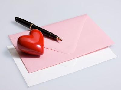 Ecrire lettre amour 1