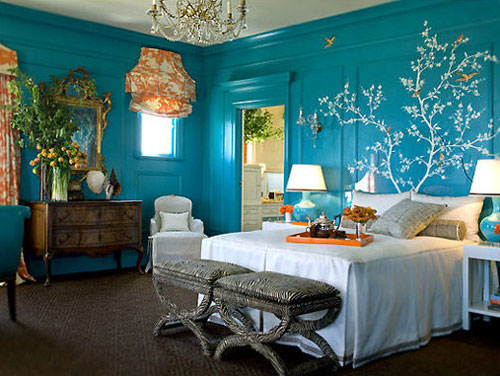 blue interior bedroom designs Blue Sea Interior Designs Bedroom | interior home