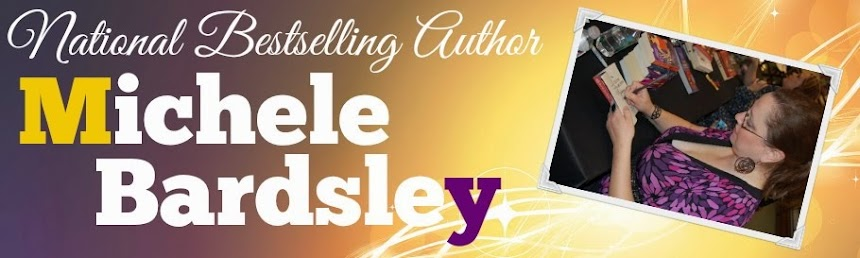 Michele Bardsley -- National Bestselling Author of Paranormal Fiction