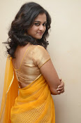 Nanditha raj latest photos in half saree-thumbnail-18