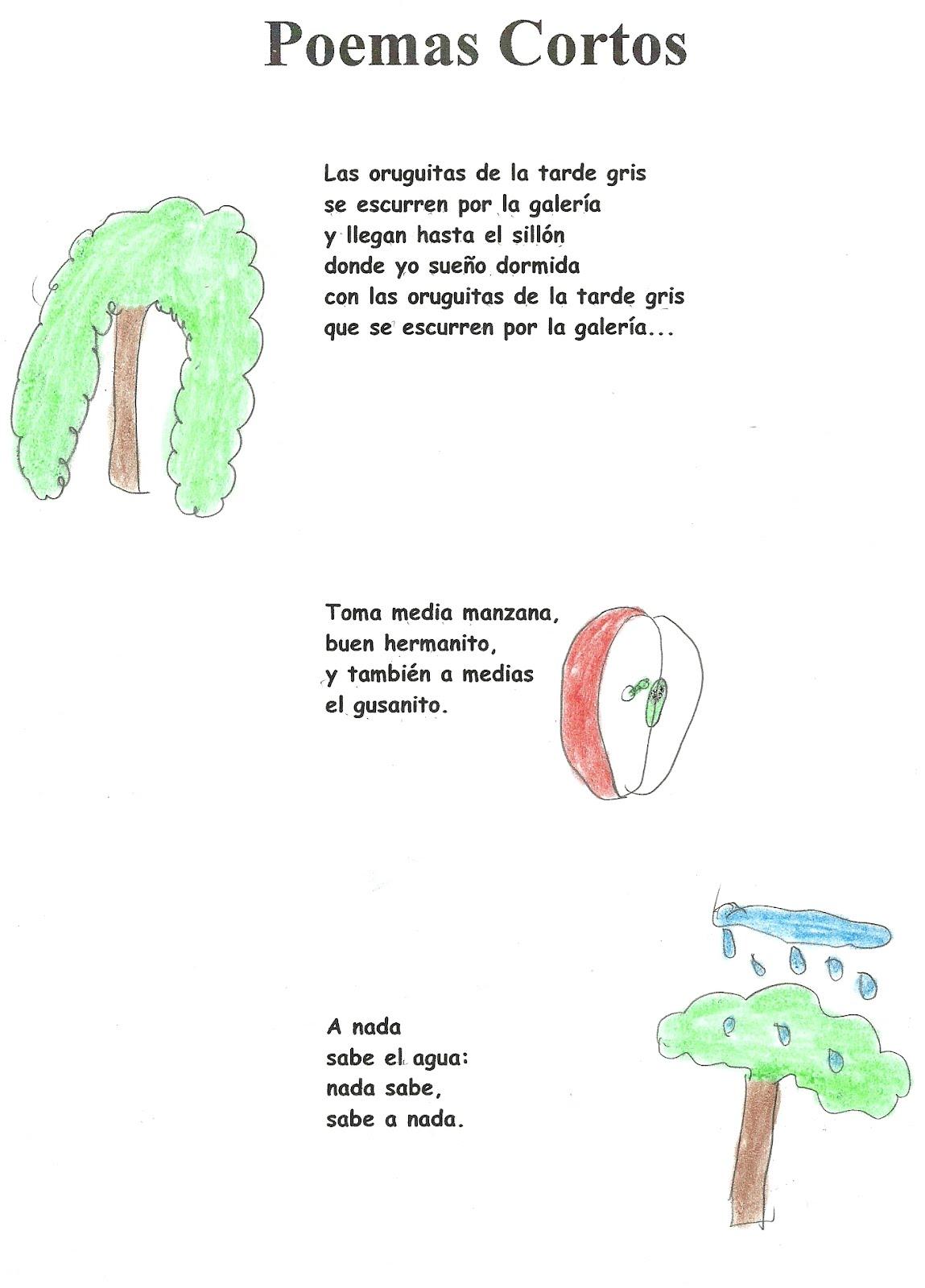 Poemas Cortos De La Naturaleza