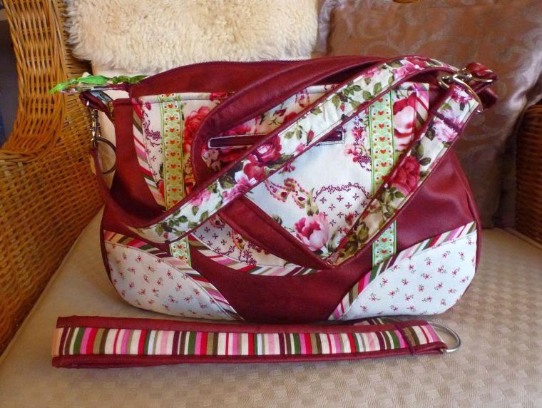 Schnabelina Bag mit zwei Trägervarianten