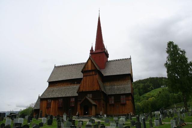 Ringebu stavkirke