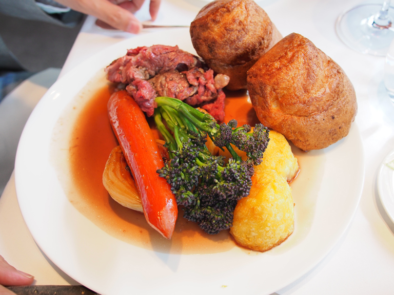 launceston place sunday lunch