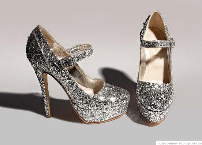 Ricky Sarkany zapatos de fiesta 2012.