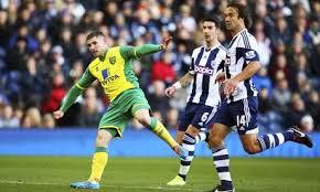 West Bromwich 0 - 2 Norwich City # Tous les Buts