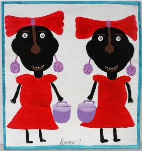 African Twins by Annie Tolliver