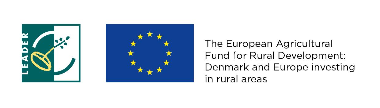 Vi er støttet af Erhvervsstyrelsen og EU, de europæiske struktur- og investeringsfonde