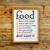 food rules + holstee