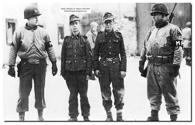 WW2 German SS Soldiers