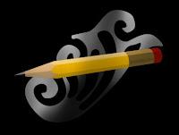 Já notou o desenho art noveau de uma curva francesa? Aliás, já usou uma?