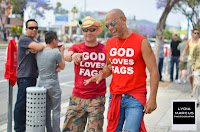 God doesn't hate gays