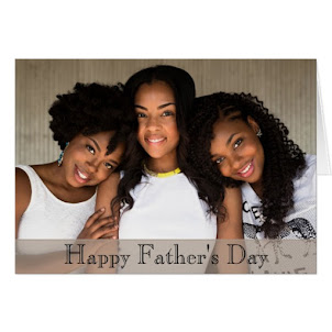 Create Your Own Father's Day Photo Card