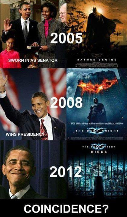 Do Batman And President Obama Have A Connection?