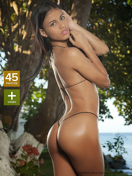 W22B 2015-01-06 Magazine - Denisse Gomez - Denisse's Swimwear Shoot 02030