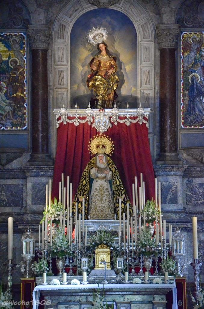 Sta María de Consolación - Sevilla