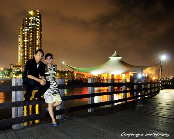 Photo Pre Wedding Di Ancol