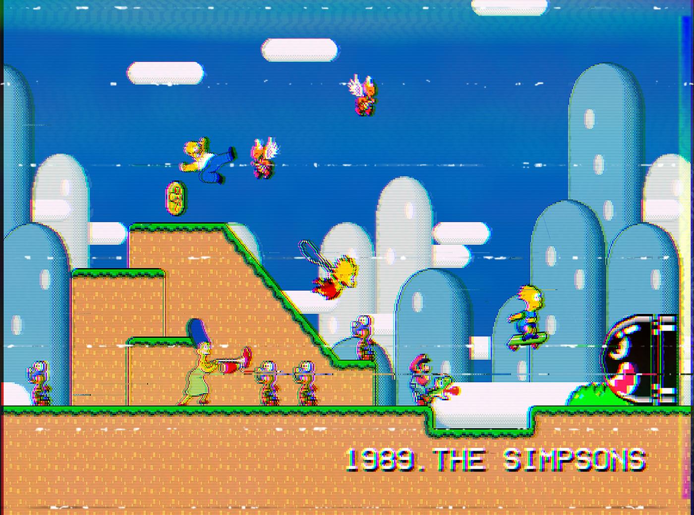 mario bros 30 anos de historia do game10 - MarioBros um game com 30 anos de história