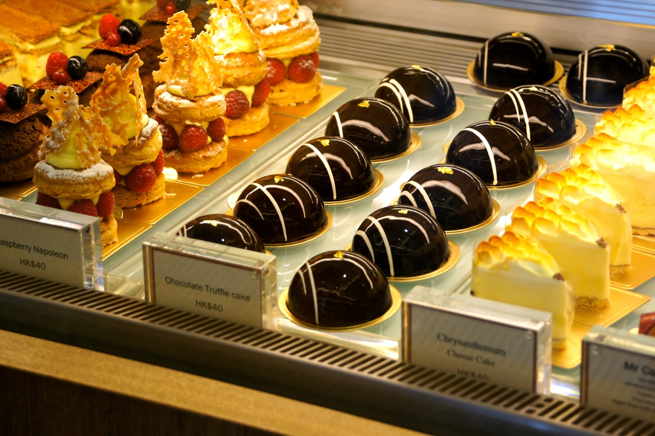 Best Cake Bakery In Hong Kong