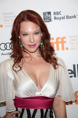 "Erin Cummings ""The Iceman"" Premiere 2012 Toronto International Film Festival"