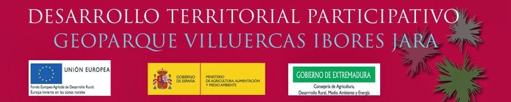 Desarrollo territorial participativo Geoparque Villuercas Ibores Jara