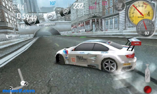 Need for Speed ™ Shift HD Symbian Belle - Anna