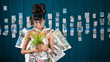 Recycle Awareness Theme Photoshoot