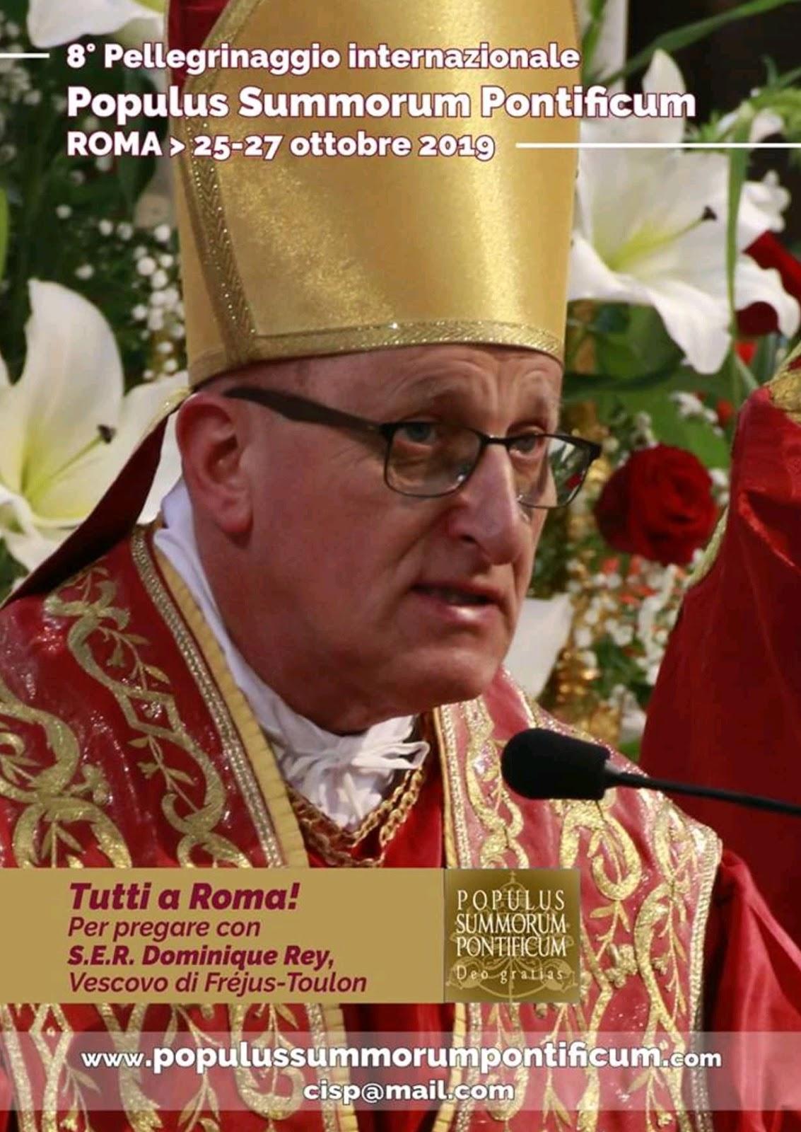 """FOTO - VIII pellegrinaggio """"Populus Summorum Pontificum"""""""