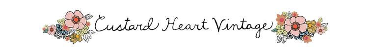 Custard Heart Vintage