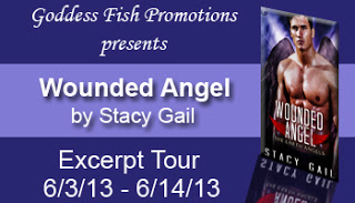 Wounded Angel Blog Tour