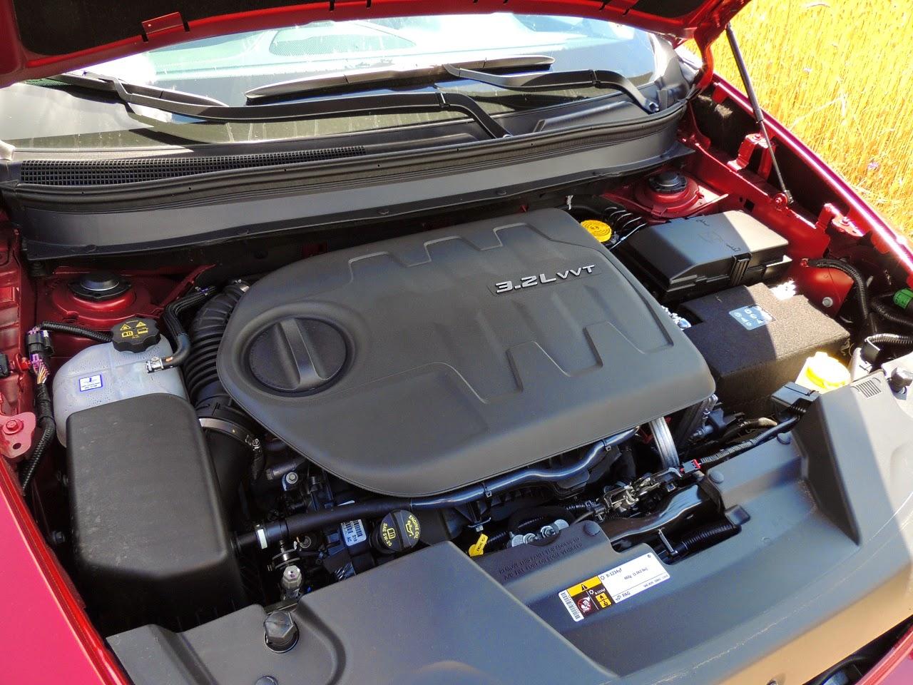 Jeep Cherokee - silnik Pentastar 3.2 V6